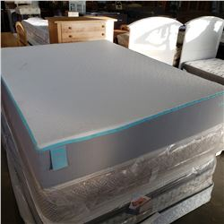 BLOOM QUEENSIZE MATTRESS WITH REMOVABLE COVER