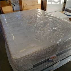 SEALY POSTUREPEDIC PROBACK DOUBLE SIZE MATTRESS