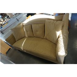 STICKEY BRAND SOFA