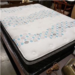 THE BRICK AMORE QUEEN SIZE MATTRESS AND BOX SPRING