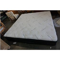 LOGAN & COVE KINGSIZE PILLOWTOP MATTRESS
