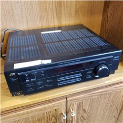 JVC SURROUND SOUND RECEIVER RX-7010V