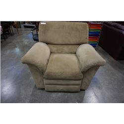 LAZY BOY MICROFIBER RECLINER