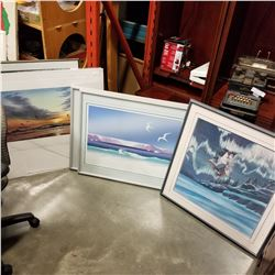 LOT OF LIMITED EDITION PRINTS