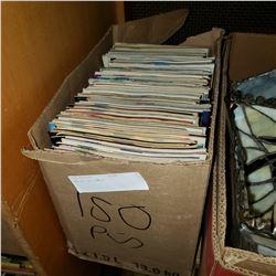 BOX OF 150 COMICS