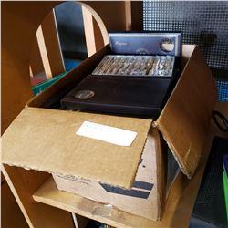 BOX OF HAOJUN PENS