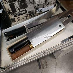 HENKEL AND OTHER KNIVES