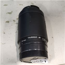 TAMRON AF 70-300MM CAMERA LENS