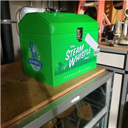 STEAM WHISTLE PILSNER TIN LUNCH BOX