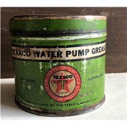 TEXACO 1 LB WATER PUMP GREASE TUB