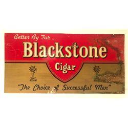 BLACKSTONE CIGAR SST SIGN