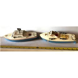 GR OF 2, SUTCLIFFE TIN BOATS