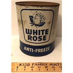 WHITE ROSE ANTI-FREEZE 1 GAL CAN