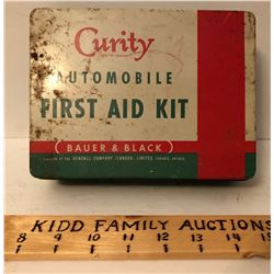 CURITY AUTOMOBILE FIRST AID KIT - FULL