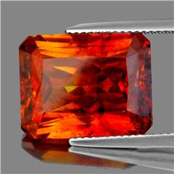 Natural AAA Orange Sphalerite 13X10 MM