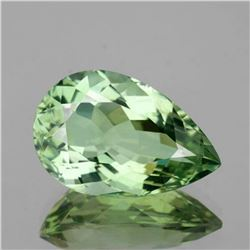 Natural Green Amethyst 15.5 x 9.83 Ct [Flawless-VVS]