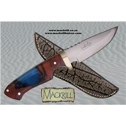 CUSTOM KNIFE BY MACKRILL OF SOUTH AFRICA