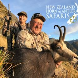 EIGHT DAY NEW ZEALAND RED STAG HUNT FOR THREE HUNTERS
