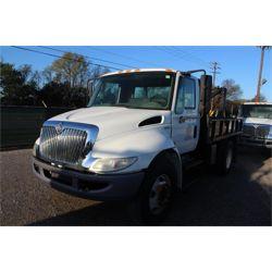 2011 INTERNATIONAL 4300 Winch Truck