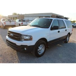 2015 FORD EXPEDITION Service / Mechanic / Utility Truck