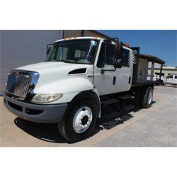 2014 INTERNATIONAL 4300 Flatbed Truck