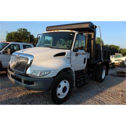 2014 INTERNATIONAL 4300 Dump Truck