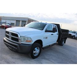 2011 RAM 3500 Flatbed Truck