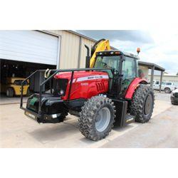 2013 MASSEY FERGUSON 5465 Boom Mower Tractor