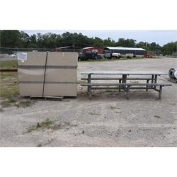 PICNIC TABLE, LOCKERS Office Equipment / Furniture