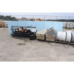 TOOL BOXES, ARROWBOARDS, RIMS Miscellaneous