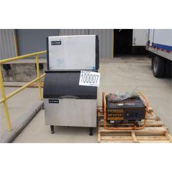 ICE-O-MATIC ICE MACHINE, GENERAC GP3250 GENERATOR Miscellaneous