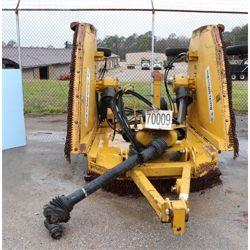 BUSH-WACKER 15' BATWING MOWER Mowing Equipment
