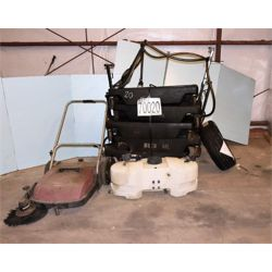 MECHANICAL SWEEPER,USED OIL TRANSFER TANKS,SPRAYER Miscellaneous