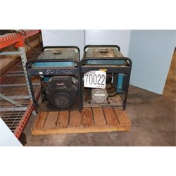 MAKITA G12000R Generator / Electric Power