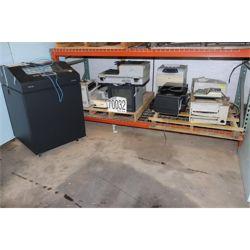 PRINTERS, TYPEWRITERS, MONITOR, STAPLER Office Equipment / Furniture