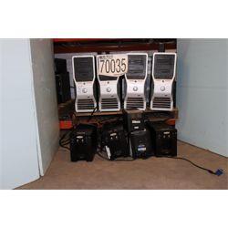 CPUs, UPSs Office Equipment / Furniture