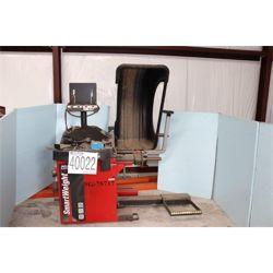 HUNTER SMART WEIGHT TIRE BALANCER Shop Equipment