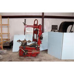 TIRE CHANGING MACHINE Shop Equipment