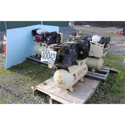 (3) INGERSOLL RAND  Air Compressor