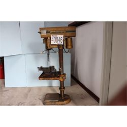 POWERMATIC DRILL PRESS Shop Equipment