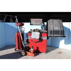 COATS 1050 WHEEL BALANCER Shop Equipment