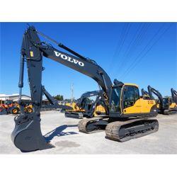 2011 VOLVO EC210CL Excavator