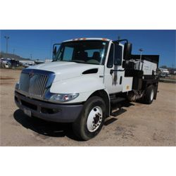 2012 INTERNATIONAL 4300 Pothole Patcher Asphalt / Hot Oil Truck