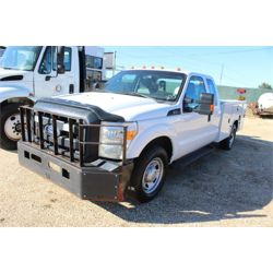 2015 FORD F250 Service / Mechanic / Utility Truck