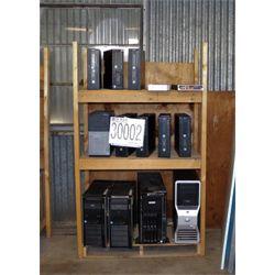 CPUs, MULTI-PORT KVM SWITCH, VOICE SWITCH Office Equipment / Furniture
