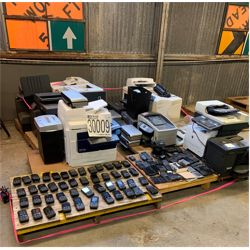 PDAS, PRINTERS, CAMERAS, SHREDDERS, SOUTHERN LINCS Office Equipment / Furniture