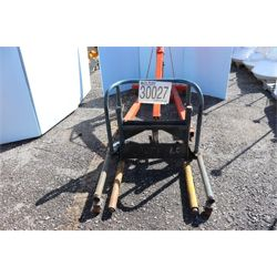 WHEEL DOLLY, HOIST Miscellaneous