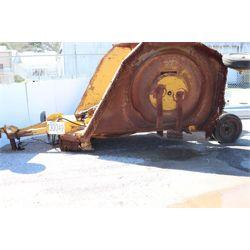 BUSH WACKER 15' BATWING MOWER Mowing Equipment