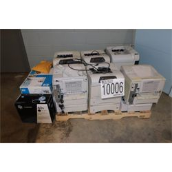 MISC PRINTERS, INK CARTRIDGES  (Included With Lot 10005) Office Equipment / Furniture
