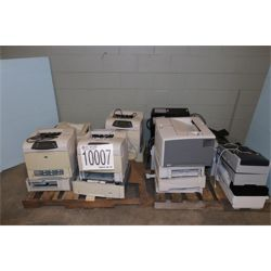 MISC PRINTERS, UPSs, FAX MACHINES Office Equipment / Furniture